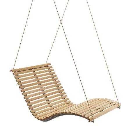Hängeliege Siesta Sky Schwebeliege Holz